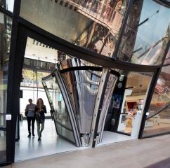 Réaménagement du premier étage, Moatti et Rivière architecte
