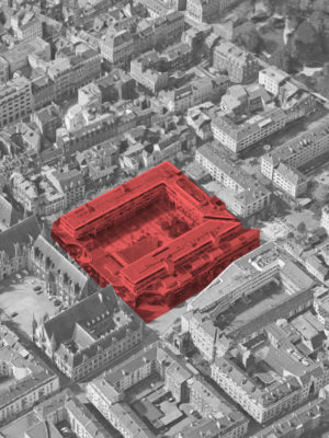 Espace du Palais, Rouen