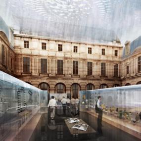 Musée du Louvre, Département des arts de l'Islam, Paris