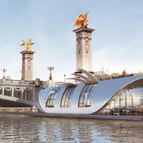 Port du bout du monde, Paris