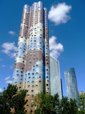 Aillaud Towers, Nanterre