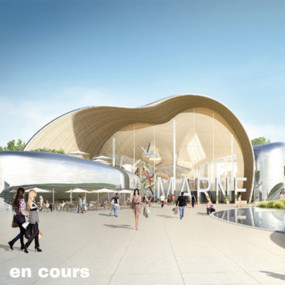 Shopping Center, Champigny-sur-Marne