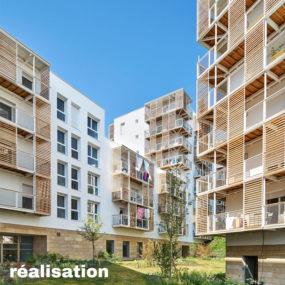 180 logements et commerces, Montreuil