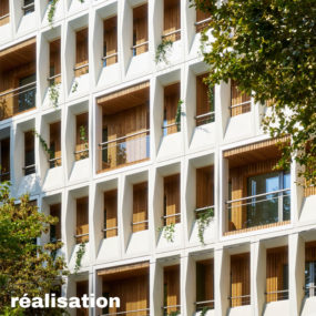 90 housing and offices, Charenton-le-Pont