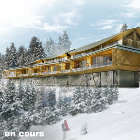 Le Club Hotel, Courchevel