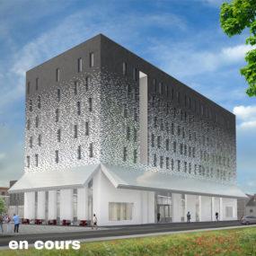 Hôtel 4*, Lens