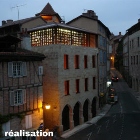Museum Champollion – Writings from around the world, Figeac