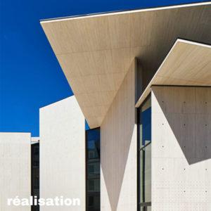 Centre National du Graphisme, Chaumont