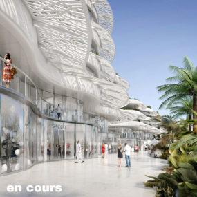 Commercial complex, Ibiza