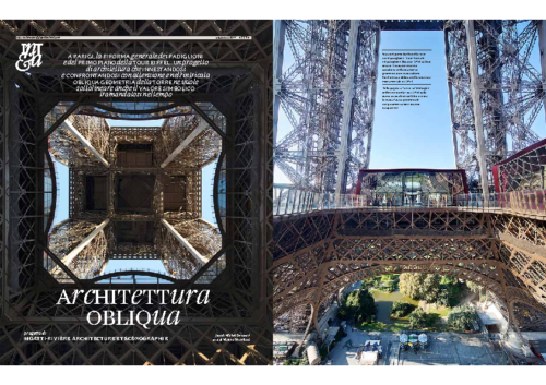 Tour Eiffel – INTERIORS & ARCHITECTURE