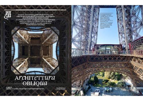 Tour Eiffel – INTERIORS & ARCHITECTURE