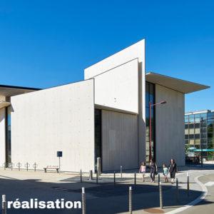 International Center of Graphic Design, Chaumont