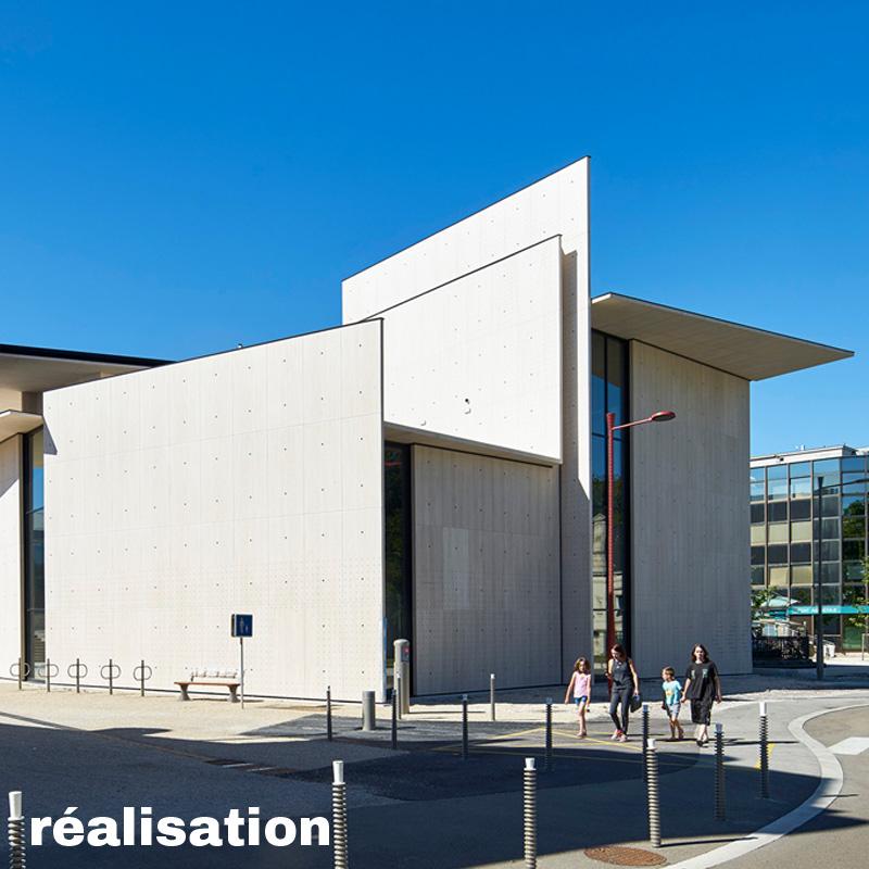 Centre national du graphisme chaumont moatti rivi re - Centre commercial bron ...
