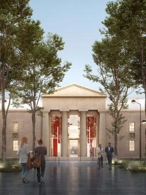 HVA + Musée Napoléon, La Roche-sur-Yon