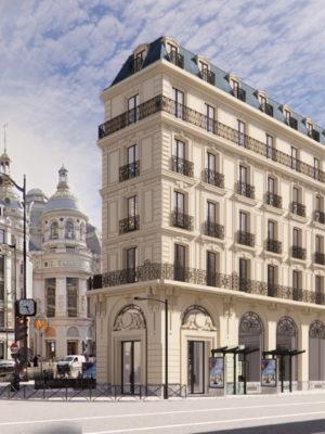 51-53 Boulevard Haussmann, Paris