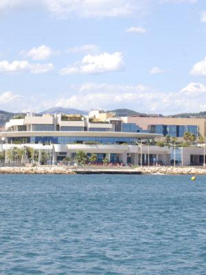 Restructuration et extension du Palais des Festivals, Cannes