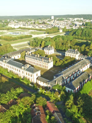 Quartier des Héronnières, Fontainebleau